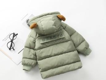 中长款儿童棉衣棉服批发,儿童棉服厂家货源进货价格便宜