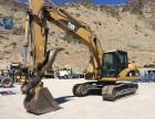 杭州出售二手挖机卡特320