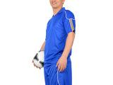 一件代发透气排汗吸湿运动 跑步篮球足球紧身衣 足球服训练服 男