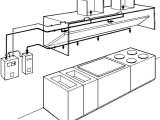 海淀清河厨房自动灭火器装置安装维修