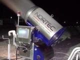 高温造雪优选诺泰克人工造雪机