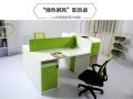 老板办公桌大班台主管桌钢化玻璃钢木电脑桌经理桌现代简约书桌子