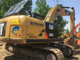 蕪湖二手挖掘機卡特320小松200220出售個人出售二手挖掘