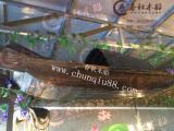 纯手工制作 古木船 装饰吊顶 乌篷船
