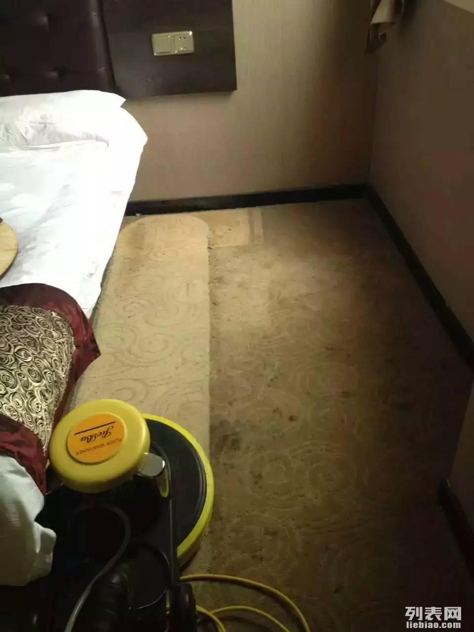 专业清洗:沙发,地毯,窗帘,台布,水塔,水晶灯,餐椅等