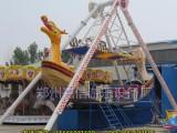 庙会 公园 必玩的游乐项目 大型游乐海盗船 郑州嘉信