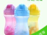 吸管杯水杯儿童学生水壶宝宝防漏小孩吸管杯学饮杯 PP杯子批发