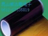 专业供应黑色聚酰亚胺胶带  黑色PI胶带