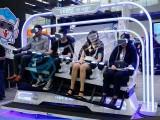 9dvr體驗館設備全套旅游VR教育vr文旅vr飛行模擬器