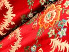 高档绣花唐装布高档包装面料织锦缎布料丝绸特价批发