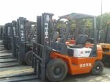 上海浦東二手杭州8噸電動倉儲叉車中介勿擾