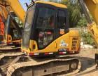 西宁二手挖机市场,转让三一75-9和135挖掘机,质保一年