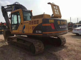 西安二手挖掘机沃尔沃210个人出售二手挖掘机
