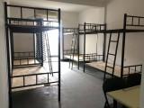8人间宿舍出租,独立卫生间阳台朝南地铁口附近直租实习家青年宿舍
