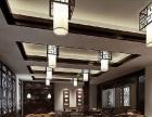 江南园林风格茶馆,中式古典茶楼装修设计