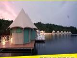 帐篷厂家提供 广西桂林酒店篷房 欧式尖顶帐篷