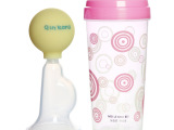 2014新款品牌母婴用品 环保无害孕妇吸乳器 轻便型硅胶吸奶器