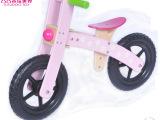 【凸凸木玩】儿童粉色花朵学步车   外贸供应厂家直销
