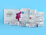 泉州兰妃妮卫生巾品牌推荐卫生巾图片