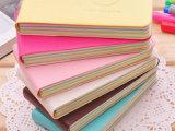 B108 韩版笑脸笔记本 日记本 MINI长条便签本 彩色纸张