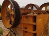 贵阳二手矿山破碎机制砂机设备全套低价转让