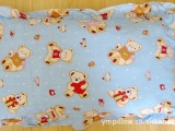 睡福牌儿童弹力丝棉枕头 含枕芯 婴儿健康枕