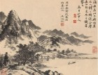 吴湖帆字画近期交易价格