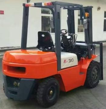 丹东东港二手叉车市场 二手叉车出售 新款3吨半合力叉车卖半价