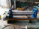天润机械供应 半自动卷板机 三辊对称卷板机 管质卷板机