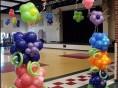 北京婚礼气球布置,求婚气球装饰,宝宝宴气球场地策划制作