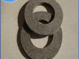 厂家供应销售羊毛毡垫 吸油隔音耐高温缓冲密封毛毡垫片