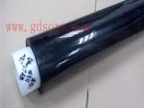 亮黑色pi胶带/光亮黑色PI聚酰亚胺薄膜电池胶带粘性800