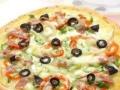 蛋挞皮萨谁说只有甜的口味不信你就过来尝尝这个味道绝
