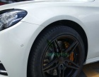 奔驰E300改装意大利brembo六活塞刹车奔驰