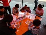 超轻粘土 手绘陶罐DIY 刨冰周末现场DIY活动