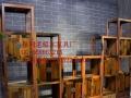 周口市老船木家具茶桌椅子沙发茶台茶几办公桌餐桌鱼缸置物架案台