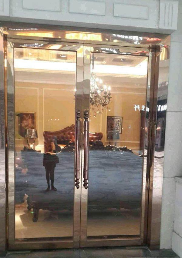 西昌新创玻璃装饰