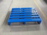太原鋼托盤倉儲設備GTP-023周口金屬叉車板托盤廠