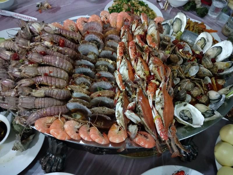 天热了,旅游度假哪里去?东戴河海边农家院农家院欢迎您!