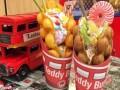 时尚小吃加盟,泰迪巴士鸡蛋仔特色美味创业无忧
