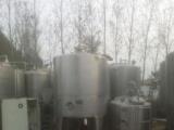 二手2000L不锈钢发酵罐低价供应