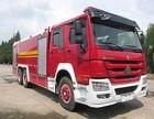 贵州贵阳重汽豪沃重型24吨水罐消防车