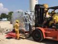 杭州作业无尘车间精密设备搬运,光刻机气垫移位,吊装,搬迁