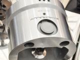 厂家供应 激光打标 分度旋转必备  高精密三爪旋转夹具