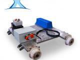百特智能轻量级锂电动平板车 轨道探伤车 可定制款轨检车