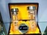 卧龙天然系列双层玻璃杯 水晶杯 隔热杯 礼品杯