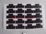 0.05厚pi黑色胶带业美