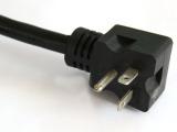 厂家直销 美标电源线  插头线 美式认证插头电源线 UL认证
