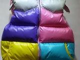 2014韩版冬装棉背心 潮范保暖手塞儿童马夹 外贸女童棉棉衣童马