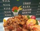 韩国小吃,牛排杯加盟 10㎡店 1人经营 减低负担